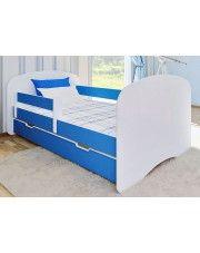 Łóżko dla dziecka Dertis 140x70 - 11 kolorów w sklepie Edinos.pl