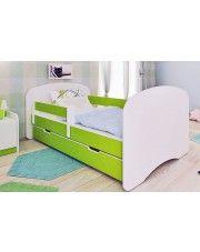 Łóżko młodzieżowe Dertis 180x90 - 11 kolorów w sklepie Edinos.pl