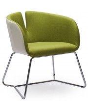 Fotel wypoczynkowy Milton - zielony w sklepie Edinos.pl