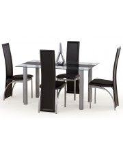 Stół Avila z czarnym pasem