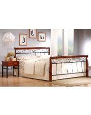 Stylowe łóżko Delixa 160x200 w sklepie Edinos.pl