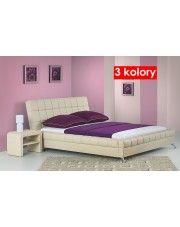 Łóżko pikowane 160x200 Dolima - 3 kolory w sklepie Edinos.pl