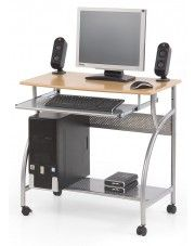 Biurko komputerowe na kółkach Protis 6X w sklepie Edinos.pl