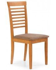 Krzesło drewniane Cullen - olcha w sklepie Edinos.pl
