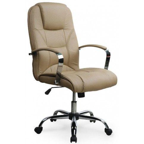 Zdjęcie produktu Fotel obrotowy Ramir - beżowy.