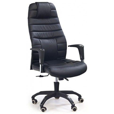 Zdjęcie produktu Fotel obrotowy Eshin - czarny.