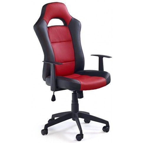 Zdjęcie produktu Fotel obrotowy Hector - czerwony.