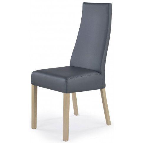 Zdjęcie produktu Krzesło drewniane Justin - popielate.