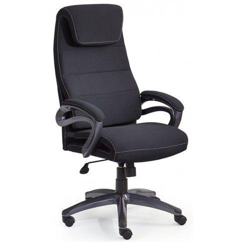 Zdjęcie produktu Fotel biurowy Lantan - czarny.