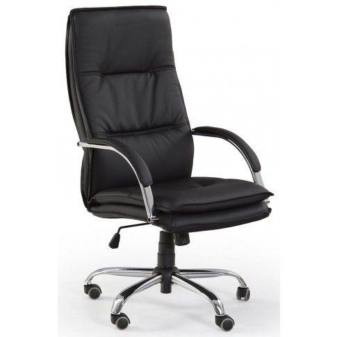 Zdjęcie produktu Fotel obrotowy Nobis - czarny.