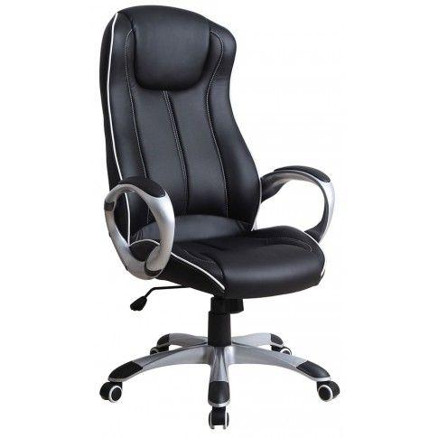 Zdjęcie produktu Fotel obrotowy Aptor - czarny.