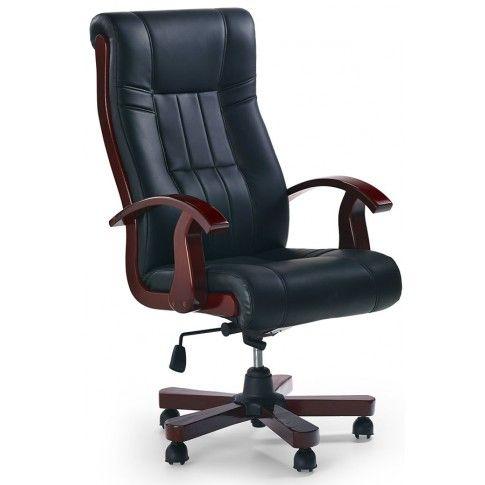 Zdjęcie produktu Fotel obrotowy Brevis - czarny.