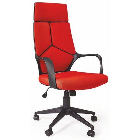 Zdjęcie produktu Fotel obrotowy Viver - czerwony.