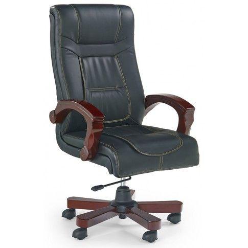 Zdjęcie produktu Fotel obrotowy Lexor - czarny.