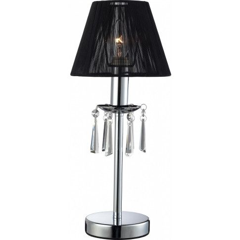 Zdjęcie produktu Elegancka lampka nocna E703-Elsi - czarny.