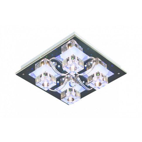 Zdjęcie produktu Plafon sufitowy LED z pilotem E701-Atlantis.