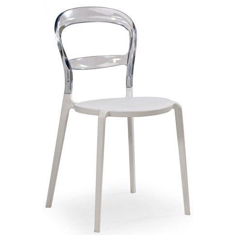 Zdjęcie produktu Przezroczyste krzesło George.