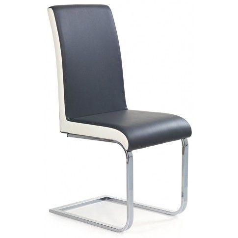 Zdjęcie produktu Krzesło metalowe Aidan - popiel.