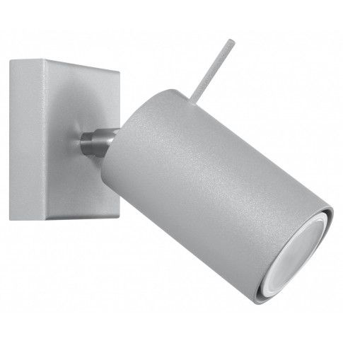 Zdjęcie produktu Kinkiet łazienkowy LED E720-Rins - szary.