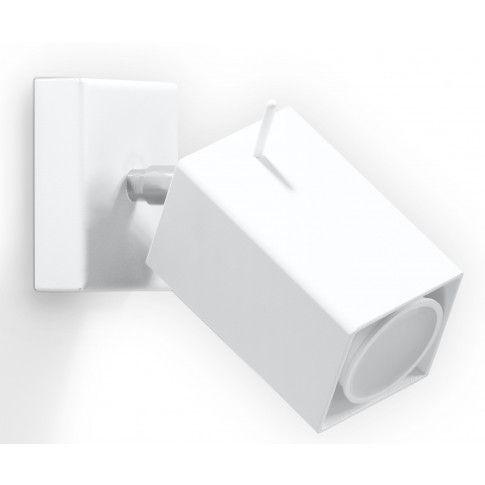 Zdjęcie produktu Kinkiet łazienkowy z regulacją E721-Merids -biały.