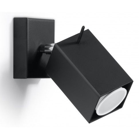 Zdjęcie produktu Kinkiet do kuchni LED E721-Merids - czarny.