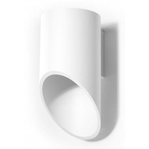 Zdjęcie produktu Minimalistyczny kinkiet LED E722-Peni - biały.