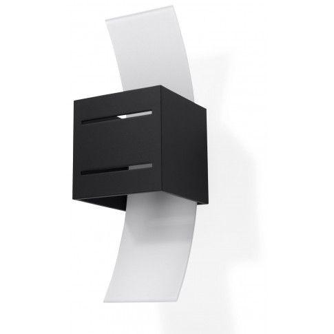 Zdjęcie produktu Kinkiet do sypialni E730-Lorete - czarny.