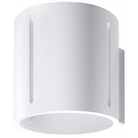 Zdjęcie produktu Minimalistyczny kinkiet E740-Iner - biały.