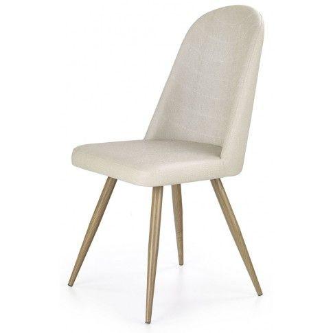Zdjęcie produktu Skandynawskie krzesło Dalal - dąb miodowy.