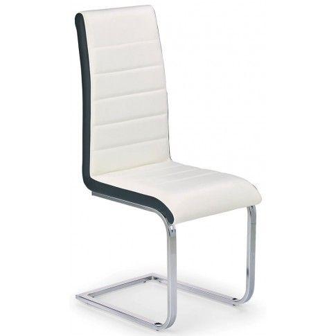 Zdjęcie produktu Krzesło metalowe Damer - białe.