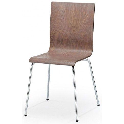 Zdjęcie produktu Krzesło metalowe Kilmer - jasny dąb.