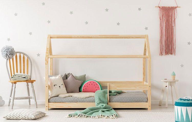 Barierka ochronna do łóżka domek Miles