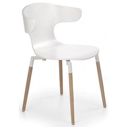 Zdjęcie produktu Skandynawskie krzesło Anvar - białe.