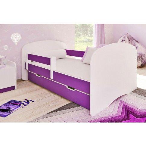 Zdjęcie produktu Łóżko dziecięce Dertis 160x80 - 11 kolorów.