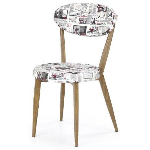 Zdjęcie produktu Alternatywne krzesło Felmer - białe.