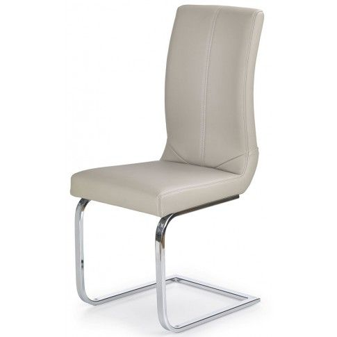 Zdjęcie produktu Krzesło tapicerowane Nekker - cappuccino.