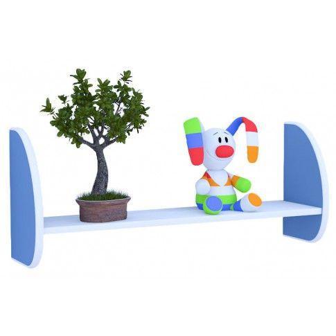 Zdjęcie produktu Dziecięca półka ścienna Dertis - 11 kolorów.