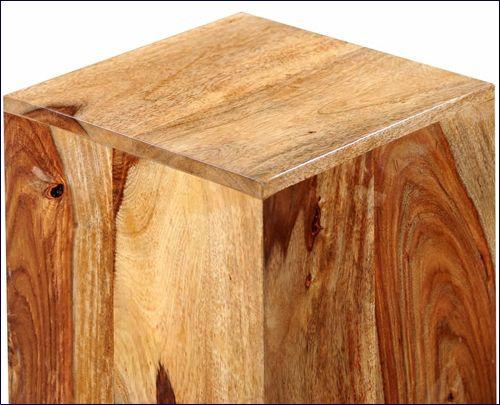 Kwietniki z drewna palisandru Nadil