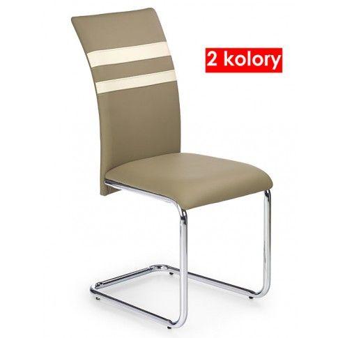 Zdjęcie produktu Krzesło metalowe Master - 2 kolory.