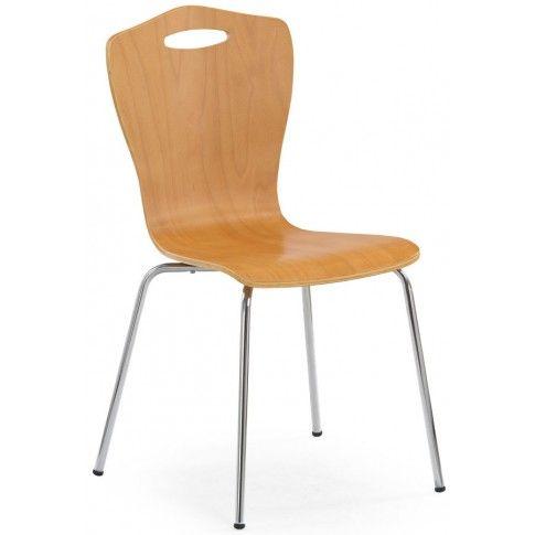 Zdjęcie produktu Profilowane krzesło Noder - olcha.