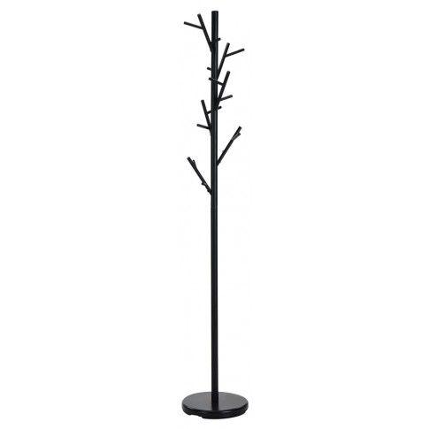 Zdjęcie produktu Wieszak stojący Arlen - czarny.