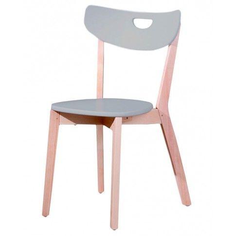 Zdjęcie produktu Skandynawskie krzesło drewniane Pepper - 3 kolory.