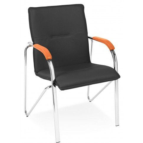 Zdjęcie produktu Fotel biurowy Gardis - czarny.