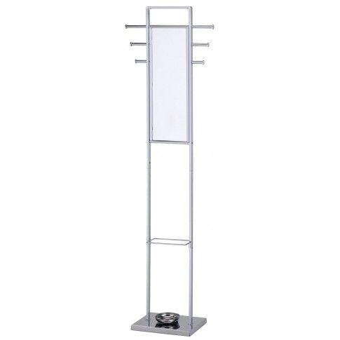 Zdjęcie produktu Wieszak stojący z lustrem Arton.