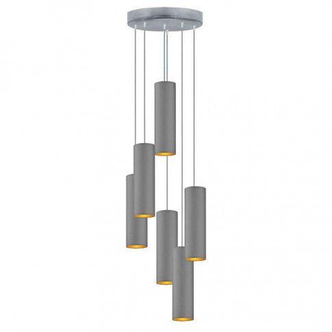 Designerska lampa wisząca EX343-Monakes z regulacją długości