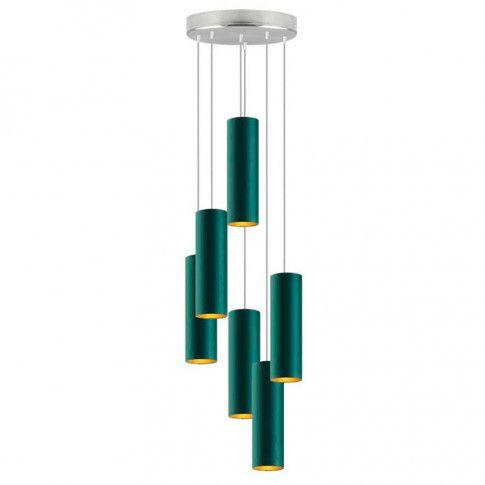 Nowoczesna lampa wisząca z kaskadowymi zwisami EX345-Monakes