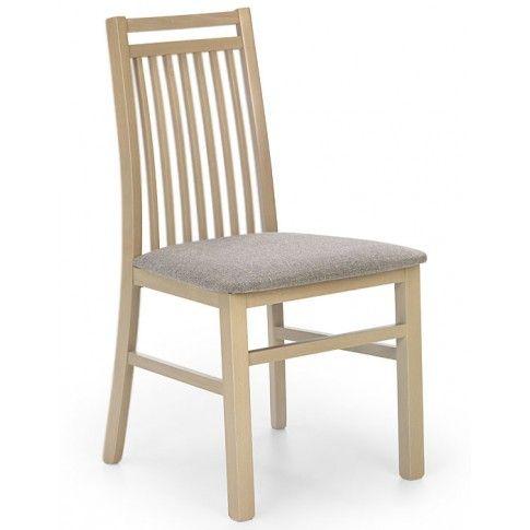 Zdjęcie produktu Krzesło drewniane Robbie - dąb sonoma.