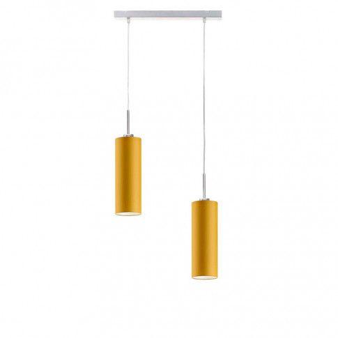 Minimalistyczna lampa wisząca EX368-Maderix z regulacją długości