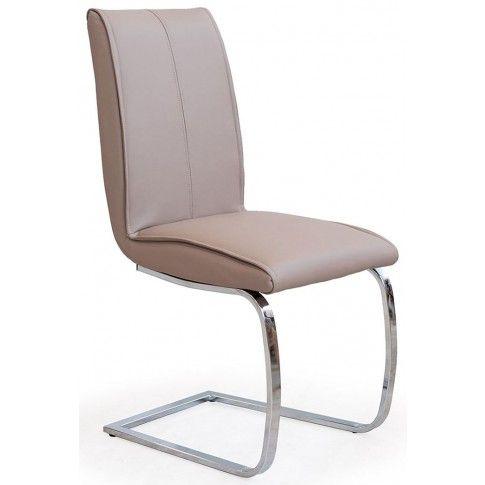 Zdjęcie produktu Krzesło metalowe Paster - cappuccino.