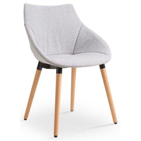 Zdjęcie produktu Skandynawskie krzesło Errol - popielate.